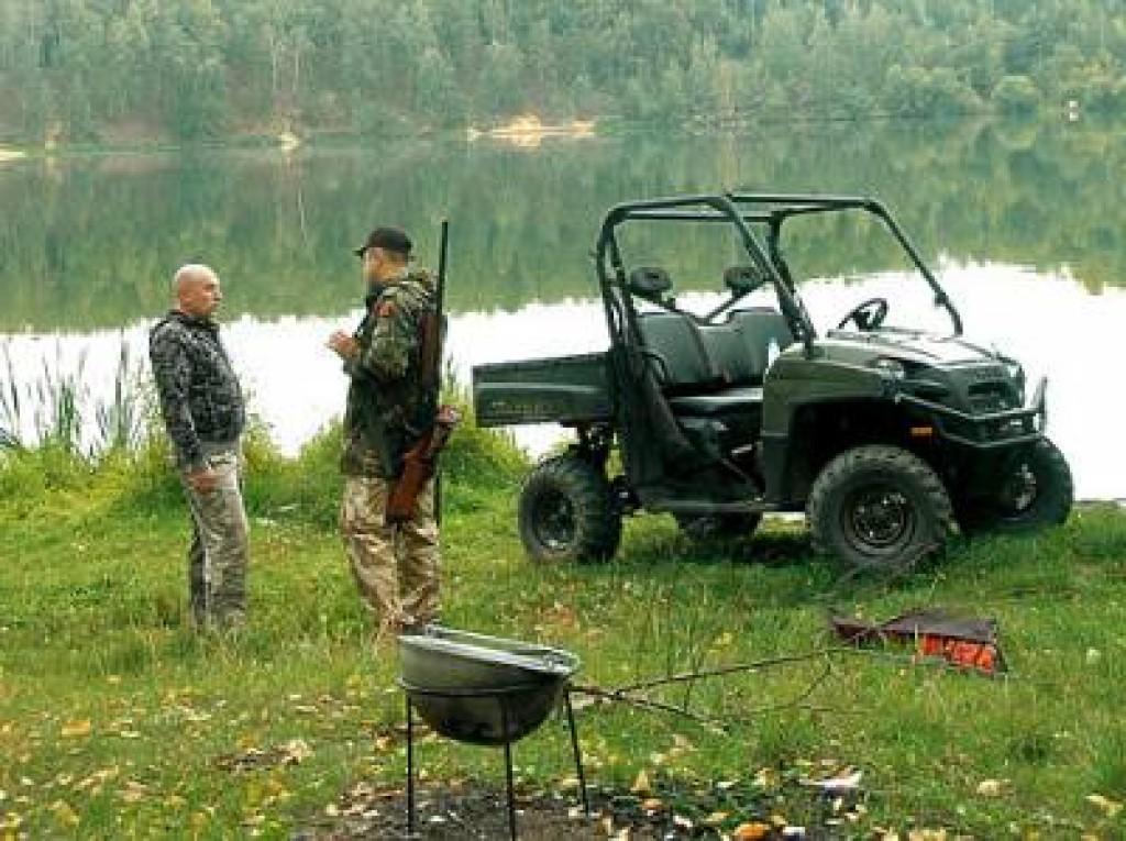 идеальное авто для рыбалки