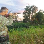 Стрельба влет важная составляющая охоты на движущуюся цель.